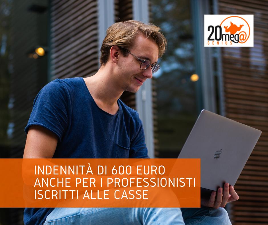 indennità-professionisti-600 euro-Gallarate-Varese-Novara